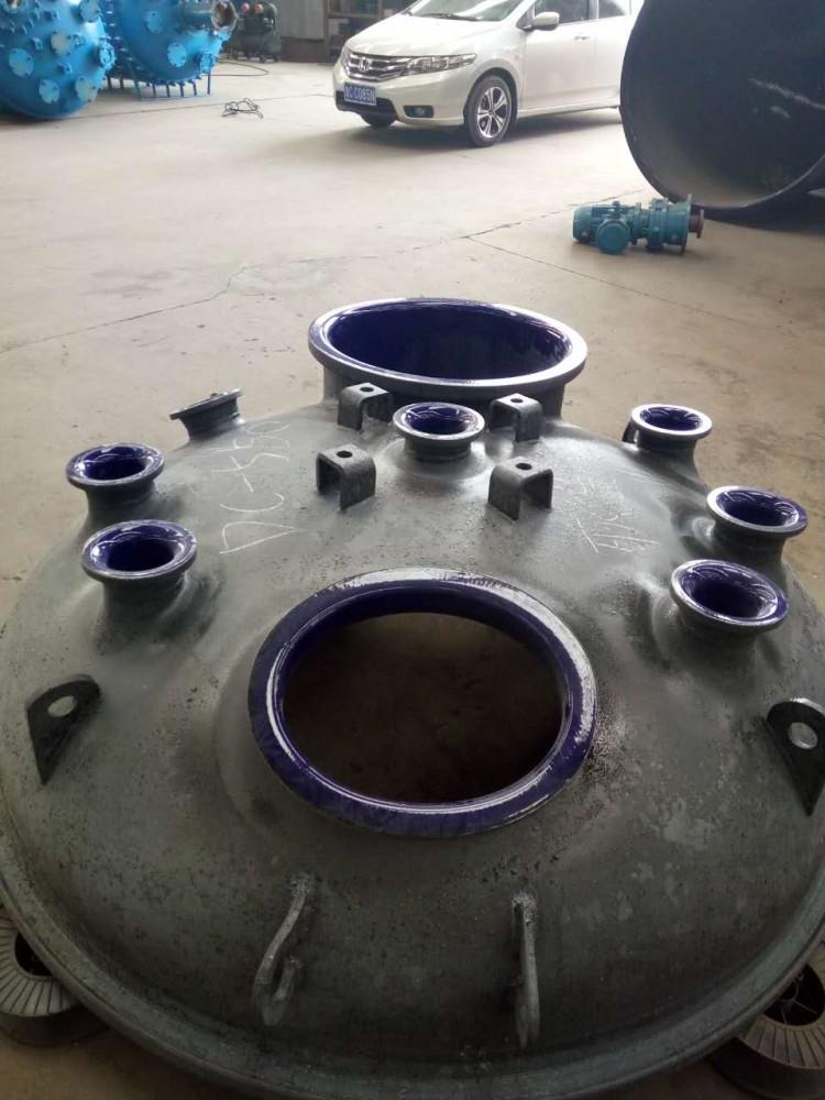 搪瓷异形罐盖